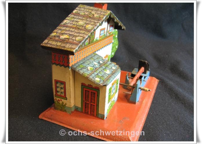wasserm hle wilhelm krauss antriebsmodell um 1930 8 ebay. Black Bedroom Furniture Sets. Home Design Ideas