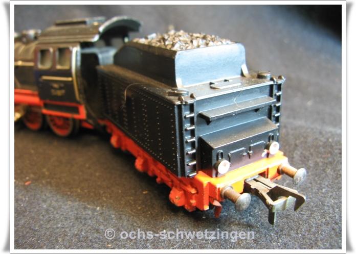 fleischmann locomotiva con tender 1350 24001 h0 42 ebay. Black Bedroom Furniture Sets. Home Design Ideas